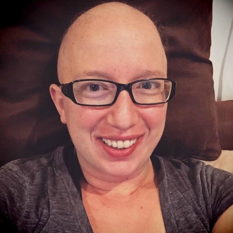 renee cancer hero