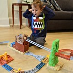 My boys are so amazed with Thomas & Friends TrackMaster Scrapyard Escape Set – here's why!