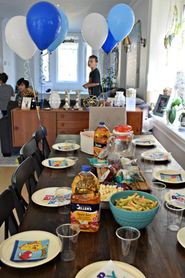 How to throw an affordable birthday party at home - Mayahood