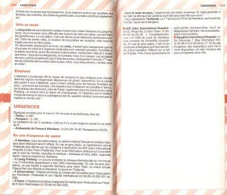 Laos Le Routard Infos Generales 13
