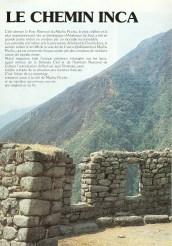 Peru 1989 Chemin Inca 01