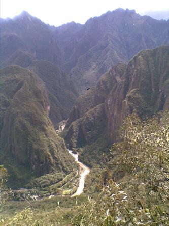 Aguas Calientes del Machu Picchu