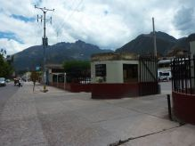 urubamba terminal bus