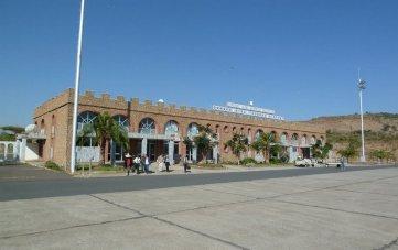 Gondar Airport Atse Teodros