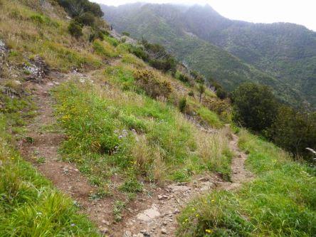 Resize of Vereda Boca do Risco-Canical (01) Debut sentier
