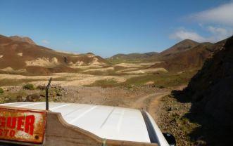 CaboVerde2013-A-03 Tarrafal Piste descente