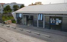 CaboVerde2013-N-09 Porto-Novo Gare Maritime entree