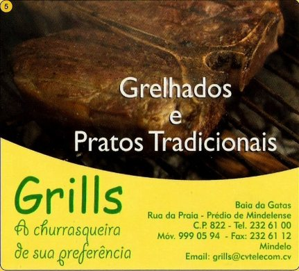 CaboVerde2013-X-99 Mindelo Grill's Resto
