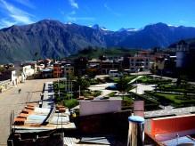 Canyon Colca Cabanaconde place (2)