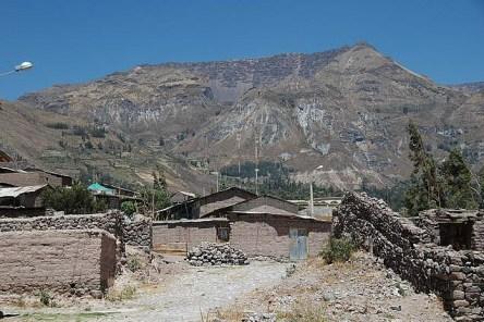 Peru-Canyon Cotahuasi Cotahuasi