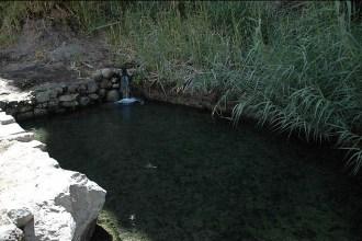 peru-Canyon Cotahuasi reservoir