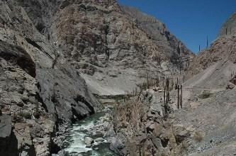 Peru-Canyon Cotahuasi sentier