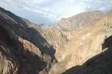 Peru-Canyon Cotahuasi vue aval
