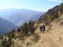 J3 21-hiking to mina