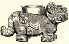 figura 27 Mortero Jaguar dessin