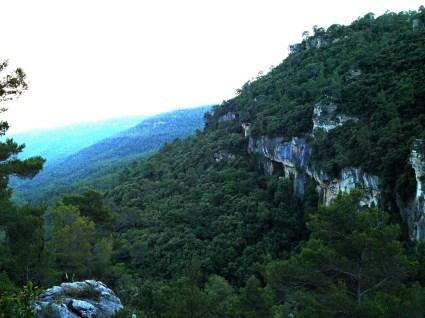 2014-07-12 Ruta dels Refugis (32) Riu de L Agila gorge Glorieta