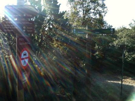 2014-07-12 Ruta dels Refugis (84) Pla del Marian Panneau