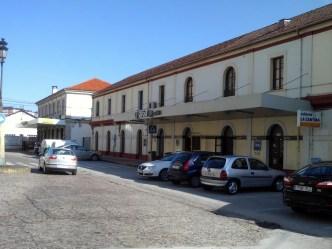 Camino Primitivo Mayake 79 Lugo gare