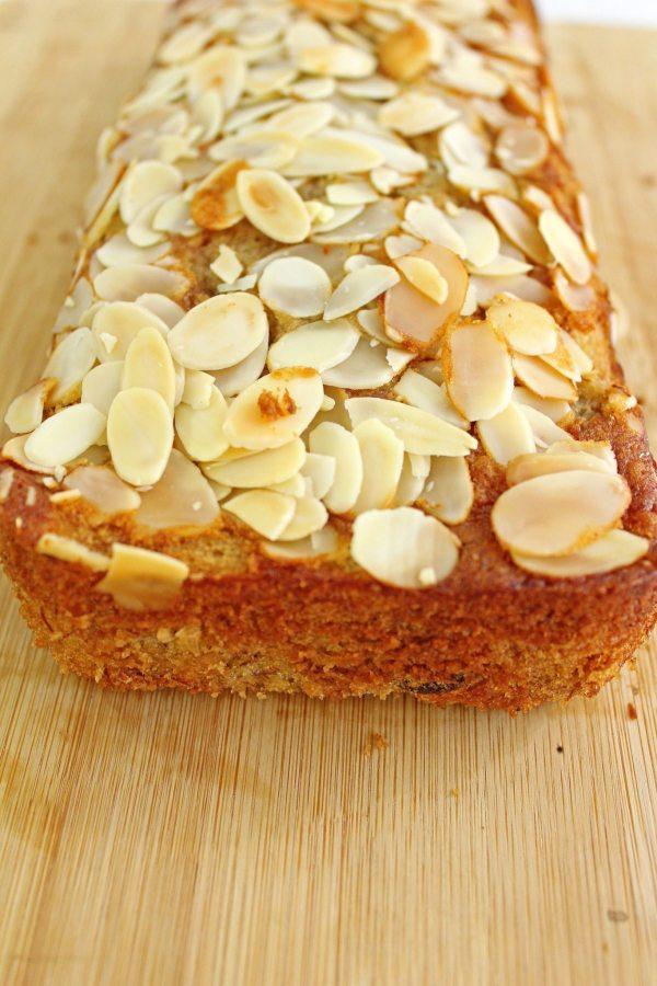 American Banana Almond Bread