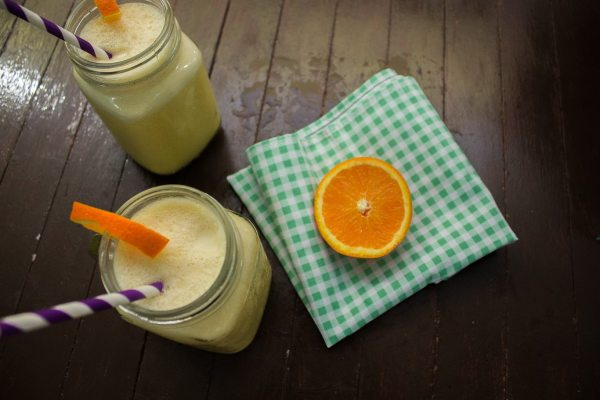 5 minutes Orange Julius recipe
