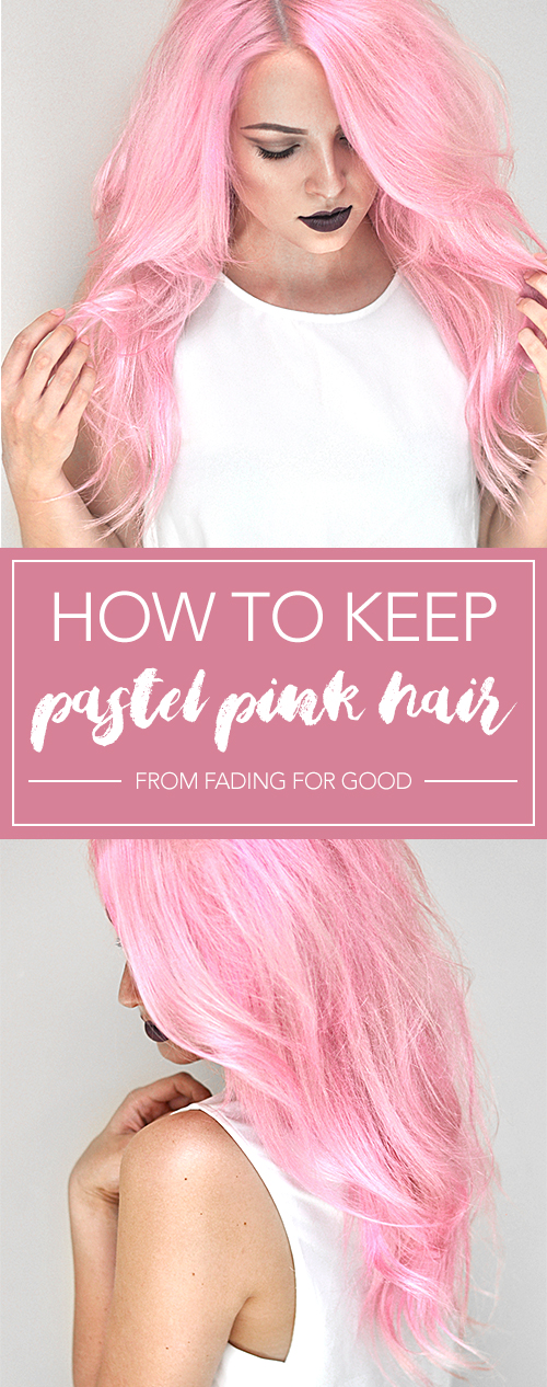 Stop skipping showers, washing with cold water, and dyeing your hair every other day. Keep pastel pink hair from fading the easy way with oVertone!Stop skipping showers, washing with cold water, and dyeing your hair every other day. Keep pastel pink hair from fading the easy way with oVertone!Stop skipping showers, washing with cold water, and dyeing your hair every other day. Keep pastel pink hair from fading the easy way with oVertone!