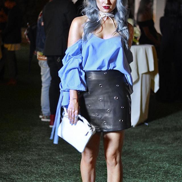 LA Fashion Week was an absolute blast Ill be blogginghellip