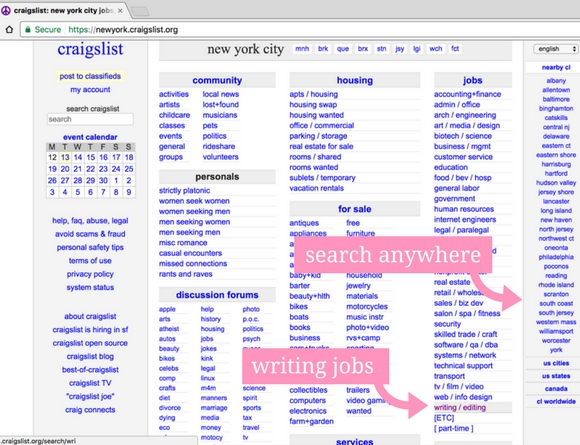 Jobs für Staff Writer in Los Angeles, CA