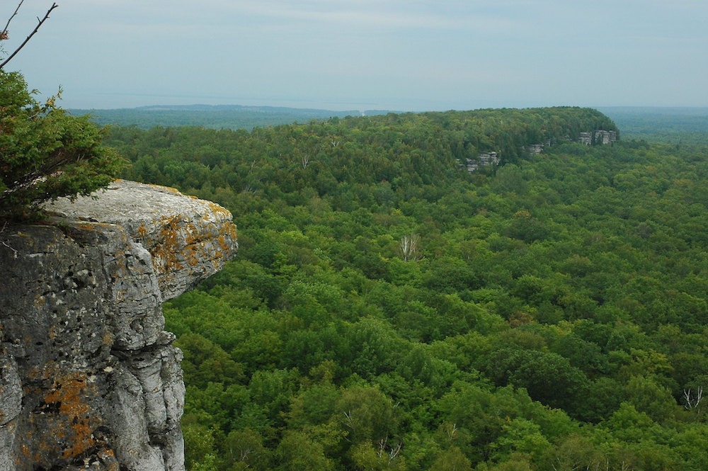 Cup and Saucer Trail Lookout