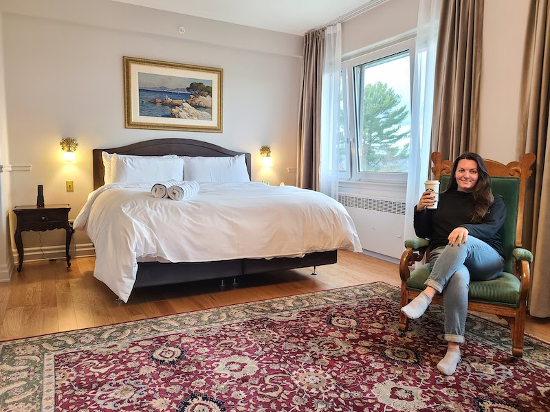 where to stay laurentians