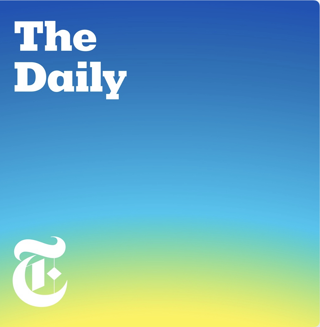New York Times The Daily Podcast Link Image