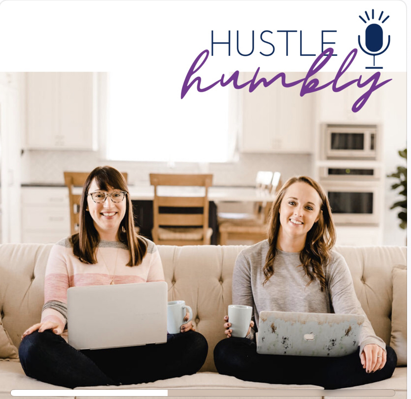 Hustle Humbly Podcast Link