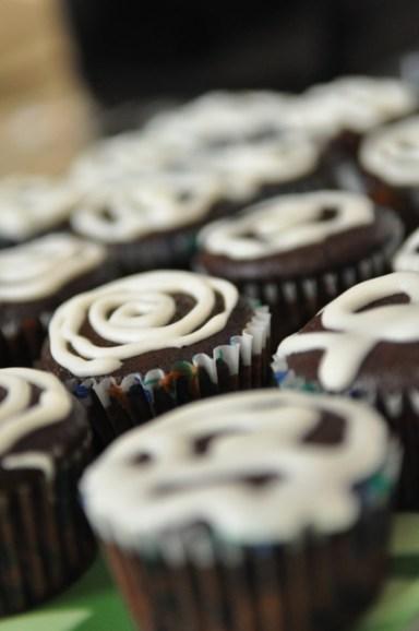 Chocolate Cup Cakes ala Nadya