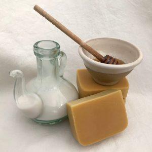 Goat Milk & Honey Soap
