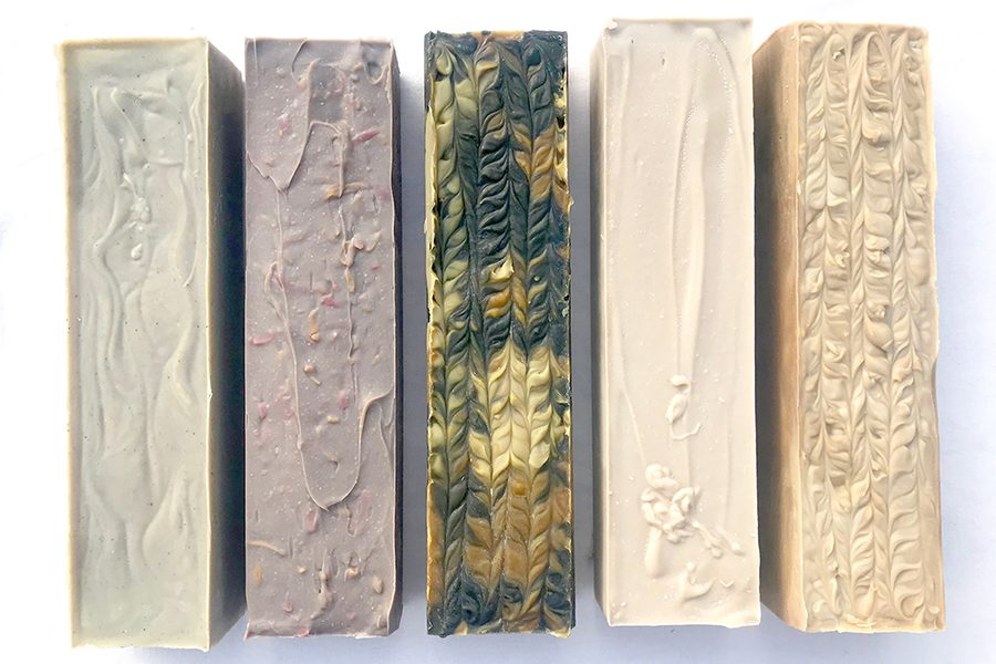 loaves of soap