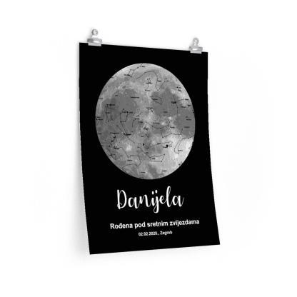 mjesec i zvijezde poklon