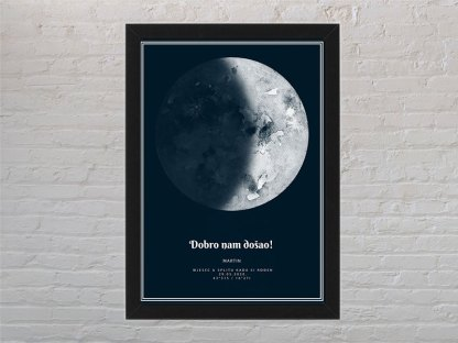 tamno plavi mjesec