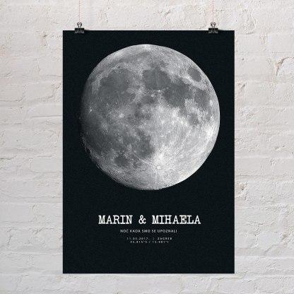 crni mjesec i mjesečeve mijene poster
