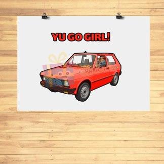 YUGO-GIRL