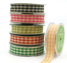 Picnic Plaid Ribbons