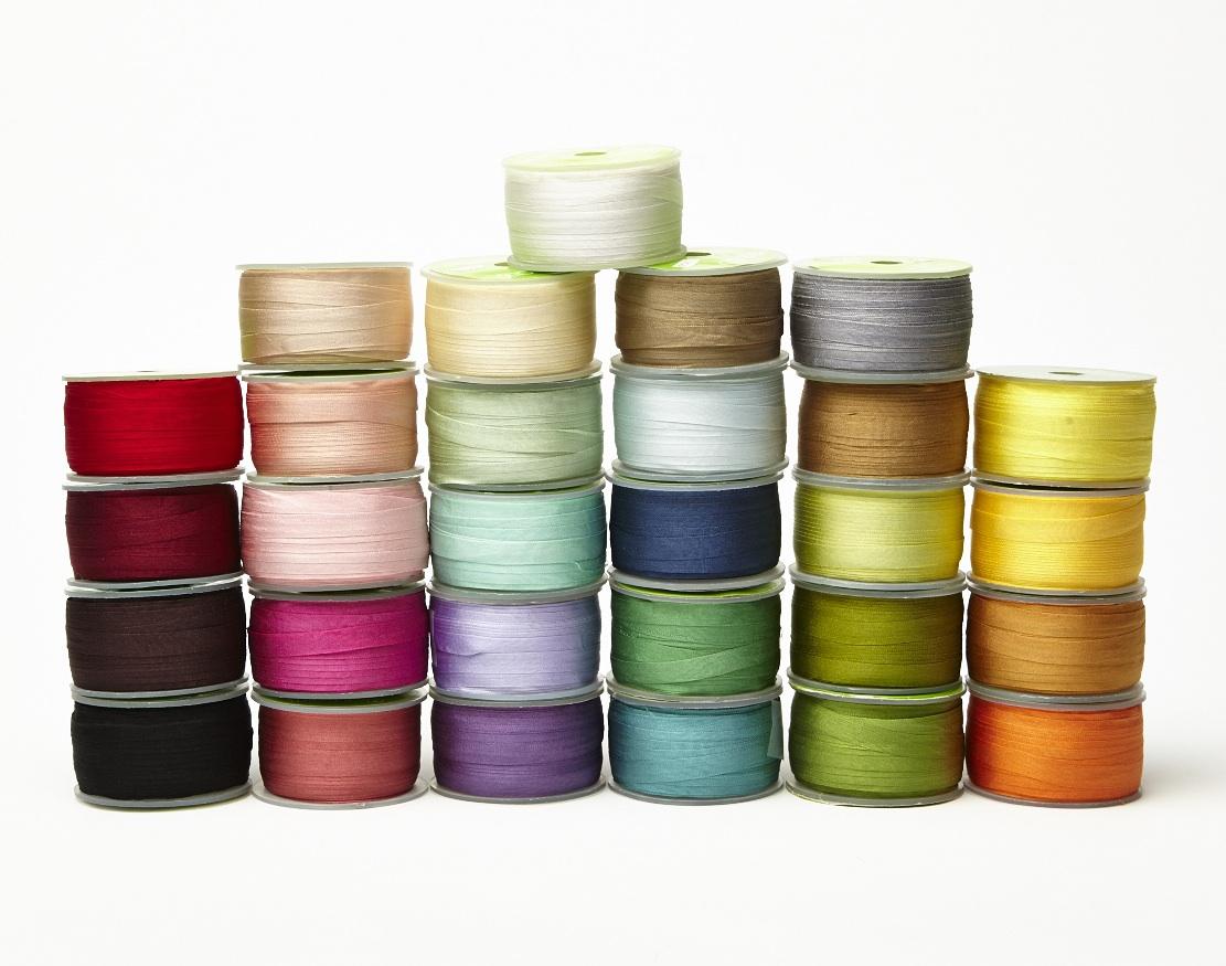 Lt MAY ARTS 1//4 Inch Silk Ribbon 3 yards SK17 Pink
