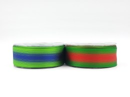 ombre woven ribbons