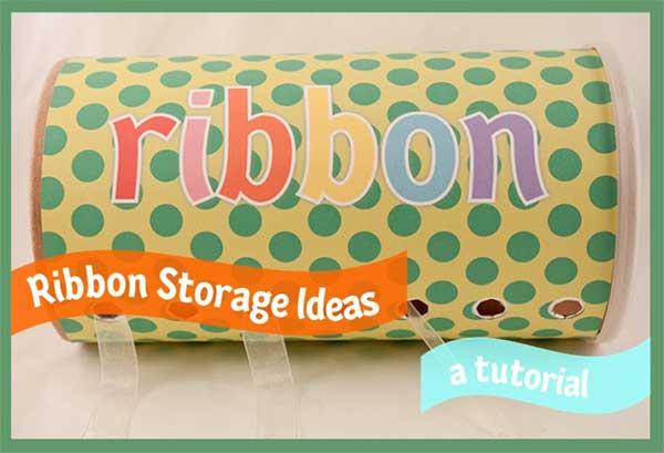 RibbonStorageTutorial