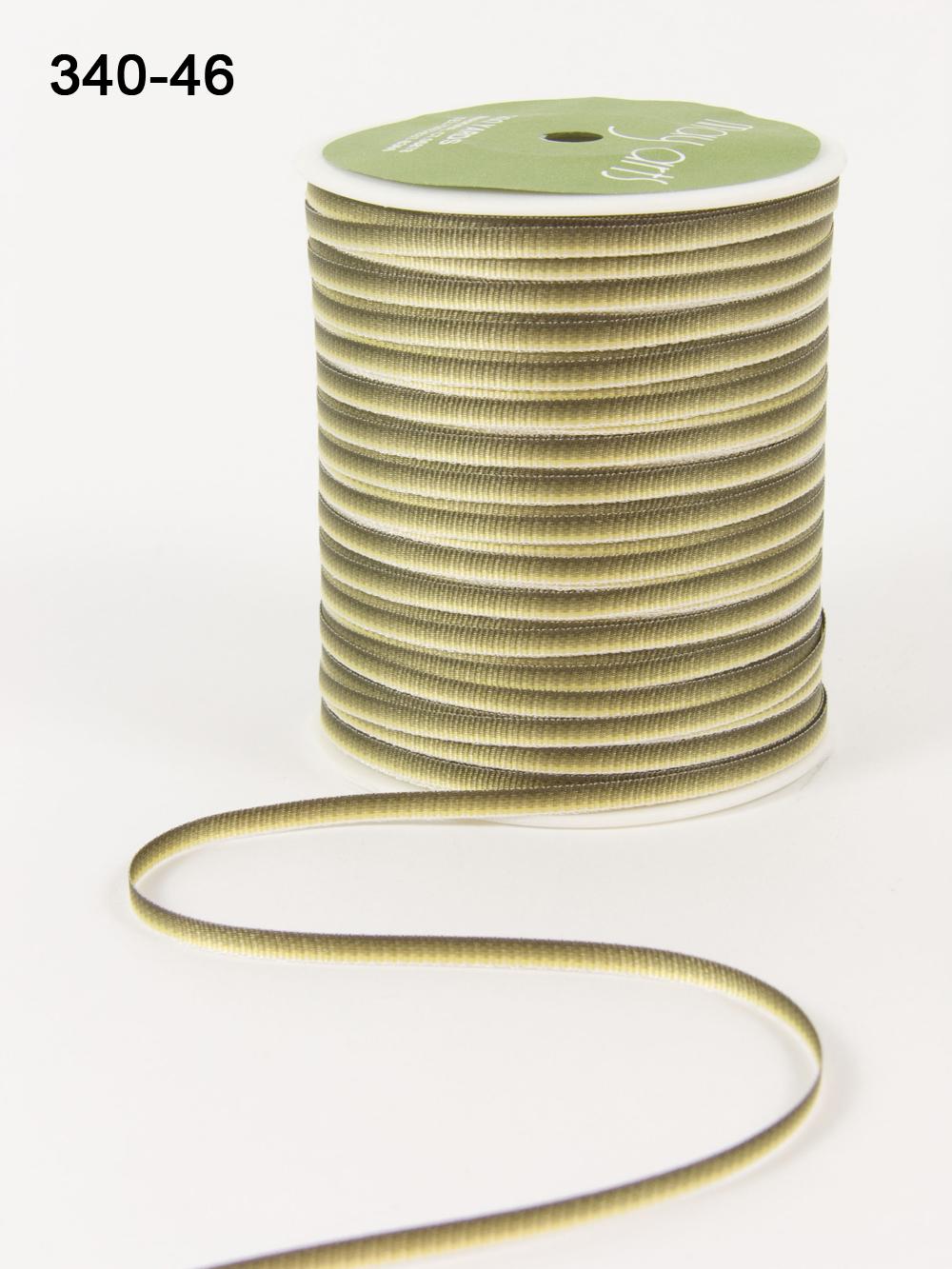 "Gold Metallic May Arts 340-30 5 Yds. 1//8/"" Solid Metallic Ribbon"
