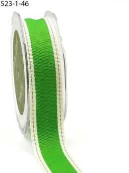 Parrot Green Color Band Cotton Ribbon