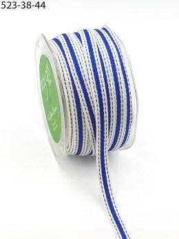 Royal Blue Color Band Cotton Ribbon