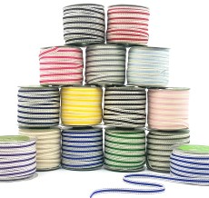 Cotton Stripes Ribbons