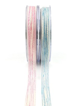 Pulled Thread Metallic Ribbons