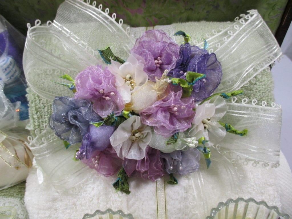 Ribbon Flower Bouquet