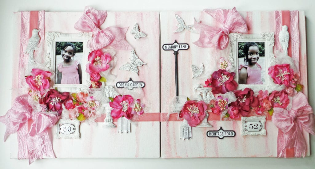 Mixed Media Canvases