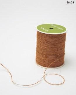 antique gold burlap string jute cord